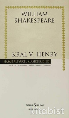Kral V.Henry (Ciltli)