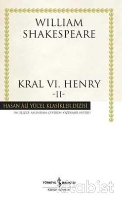 Kral Vı.Henry - 2 (K.Kapak)