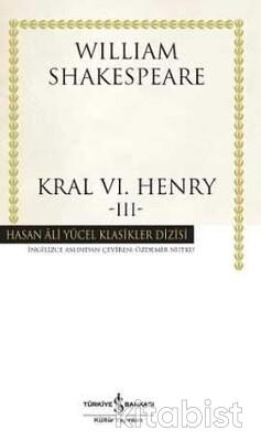 Kral Vı.Henry - 3 (Ciltli)