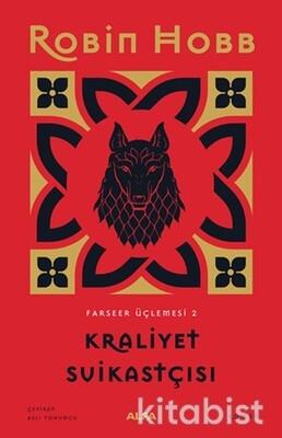 Alfa Yayınları - Kraliyet Suikastçısı - Farseer Serisi 2.Cilt