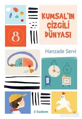 Tudem Yayınları - Kumsal'ın Çizgili Dünyası