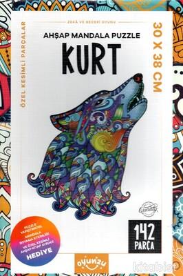 Oyunzu - Kurt Puzzle (142 Parça)