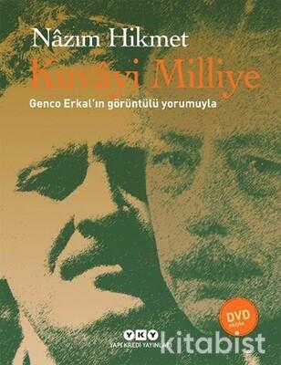 Yapıkredi Yayınları - Kuvayi Milliye-Genco Erkal ın Görüntülü Yorumuyla