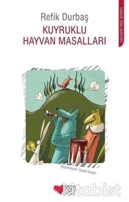 Can Çocuk Yayınları - Kuyruklu Hayvan Masalları