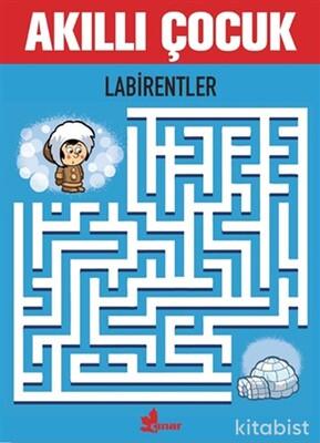 Çınar Yayınları - Labirentler - Akıllı Çocuk