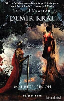 Epsilon Yayınları - Lanetli Krallar - Demir Kral