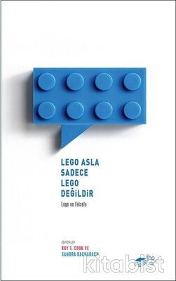 The Kitap - Lego Asla Sadece Lego Değildir