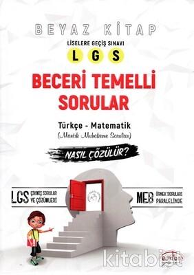 Editör Yayınları - LGS Beceri Temelli Sorular-Türkçe-Matematik