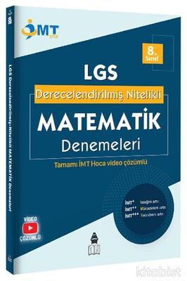 Yüksek Başarı Yayınları - LGS Derecelendirilmiş Nitelikli Matematik Denemeleri