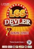 Palme Yayınları - LGS Devler Karması 7 Deneme Sınavı
