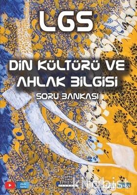 Ephesus Akademi - 8.Sınıf LGS Din Kültürü ve Ahlak Bilgisi Soru Bankası