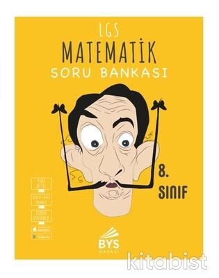 Bys Kafası Yayınları - LGS Matematik Soru Bankası