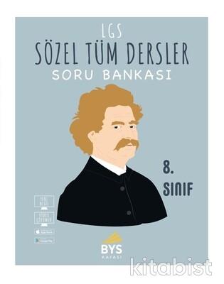 Bys Kafası Yayınları - LGS Sözel Tüm Dersler Soru Bankası