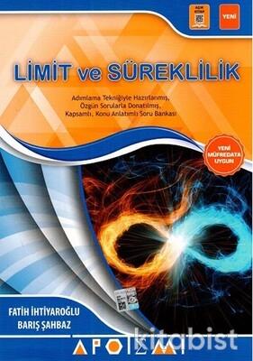 Apotemi Yayınları - Limit ve Süreklilik