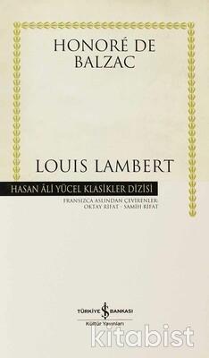 Louıs Lambert(Ciltli)