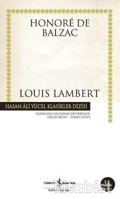 Louıs Lambert(K.Kapak)
