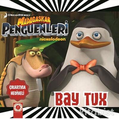 Artemis Yayınları - Madagaskar Penguenleri Bay Tux