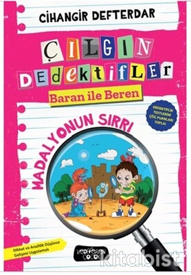Yediveren Çocuk - Madalyonu Sırrı Çılgın Dedektifler Baran İle Beren