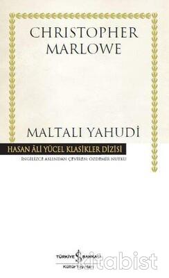 Maltalı Yahudi (K.Kapak)