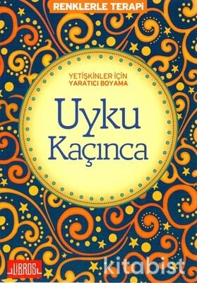 Libros Yayıncılık - Mandala - Uyku Kaçınca Yetişkinler İçin Boyama