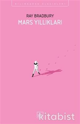 İthaki Yayınları - Mars Yıllıkları