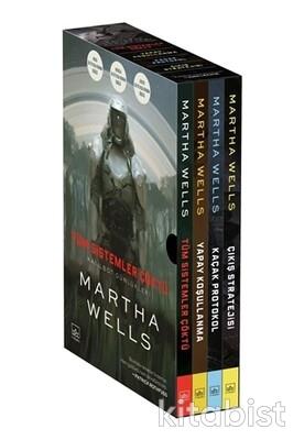 İthaki Yayınları - Martha Wells Katilbolt Günlükleri (4 Kitap)
