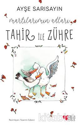 Can Çocuk Yayınları - Martılarımın Adları Tahir İle Zühre