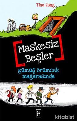 Parodi Yayınları - Maskesiz Beşler 1 - Gümüş Örümcek Mağarasında
