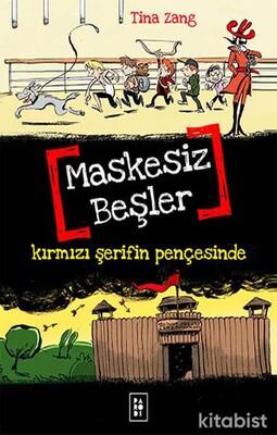 Parodi Yayınları - Maskesiz Beşler 2 - Kırmızı Şerifin Pençesinde