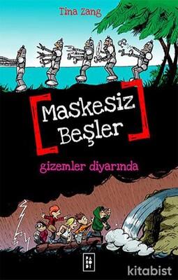 Parodi Yayınları - Maskesiz Beşler 4 - Gizemler Diyarında