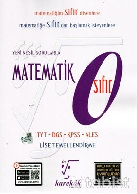 Karekök Yayınları - Matematik 0