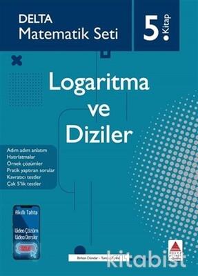 Delta Yayınları - Matematik Seti-5.Kitap-Logaritma ve Diziler