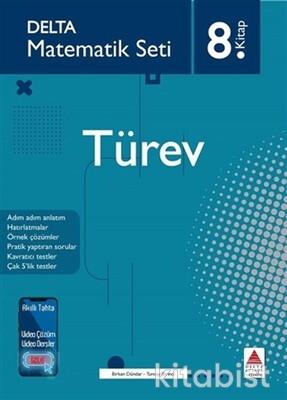 Delta Yayınları - Matematik Seti-8.Kitap Türev