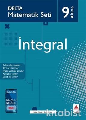 Delta Yayınları - Matematik Seti-9.Kitap İntegral