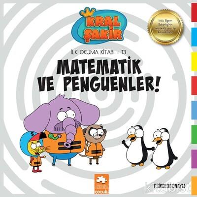 Eksik Parça Çocuk - Matematik ve Penguenler! - Kral Şakir İlk Okuma 13
