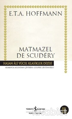 Matmazel De Scudery(K.Kapak)