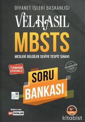 DDY Yayınları - MBSTS Velhasıl Soru Bankası