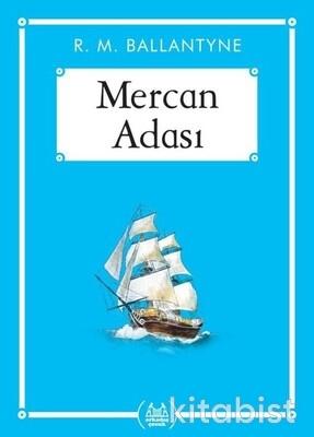 Arkadaş Yayınları - Mercan Adası - Midi Boy