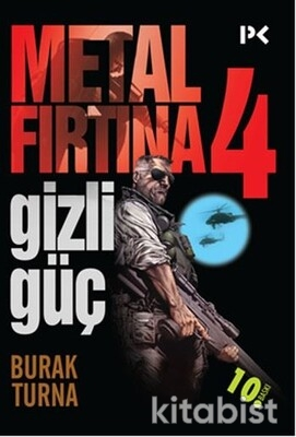 Profil Kitap - Metal Fırtına-4 / Gizli Güç