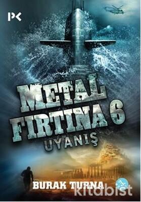 Profil Kitap - Metal Fırtına-6 / Uyanış
