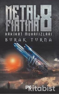 Profil Kitap - Metal Fırtına-8 / Hakikat Muhafızları