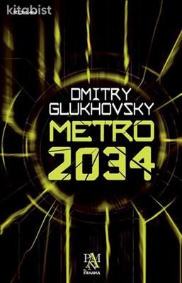 Panama Yayınları - Metro 2034