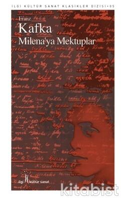 İlgi Kültür Yayınları - Milena ya Mektuplar