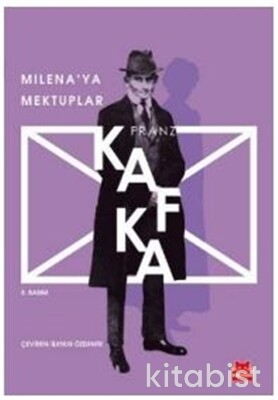 Kırmızı Kedi Yayınları - Milena ya Mektuplar