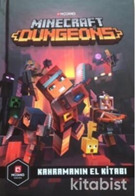 Doğan Egmont Yayınları - Minecraft Dungeons Kahramanın El Kitabı