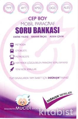 Doğruşık Yayınları - Mobil Paragraf Cep Boy Soru Bankası
