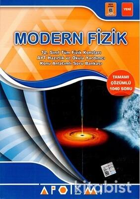 Apotemi Yayınları - Modern Fizik Konu Anlatımlı Soru Bankası