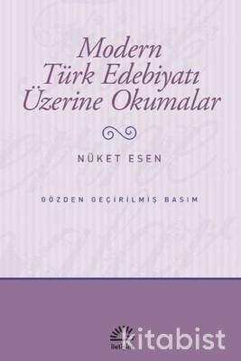 İletişim Yayınları - Modern Türk Edebiyatı Üzerine Okumalar