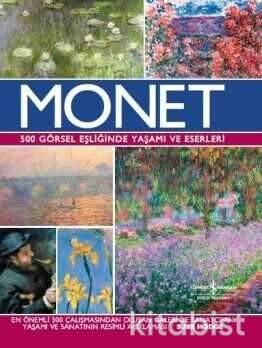 Monet-500 Görsel Eş.Yaşamı Ve Eserleri