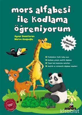 Beyaz Panda Yayınları - Mors Alfabesi İle Kodlama Öğreniyorum